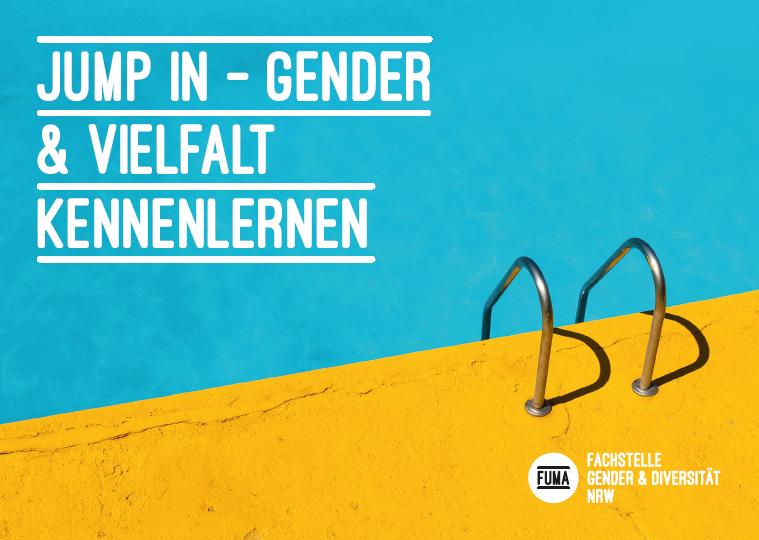Jump In - Gender & Vielfalt kennenlernen