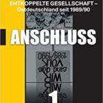 """Buchcover: """"Anschluss"""" (Band 1) von Dr.in Yana Milev"""